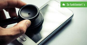 Abgesicherten Modus bei Android starten und beenden – So geht's