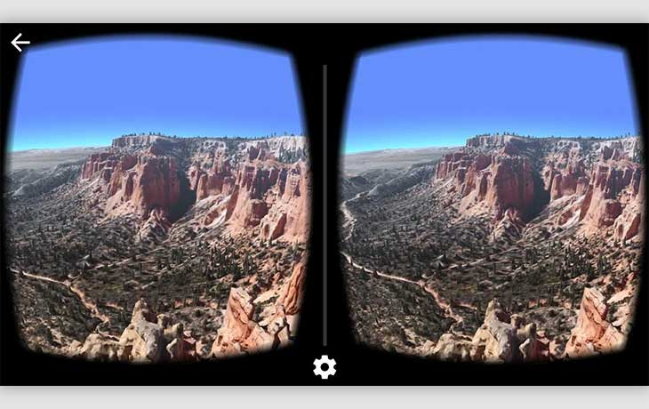VR Apps Google Cardboard