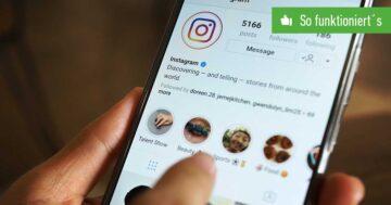 Instagram: GIF posten – So funktioniert's