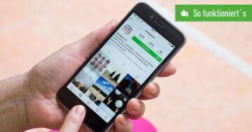 Instagram: Profil-Link finden und teilen – So funktioniert's