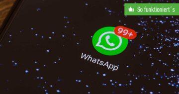 WhatsApp-Backup hängt? So funktioniert's wieder