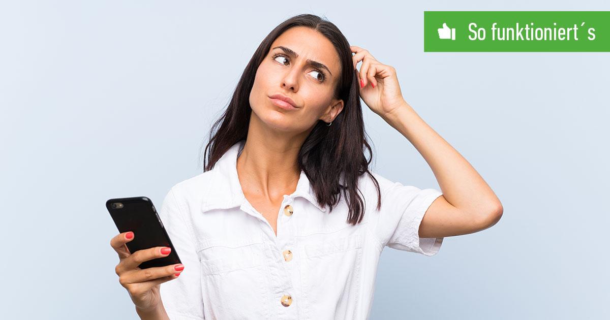 Umgehen blockiert in whatsapp Handynummer blockiert