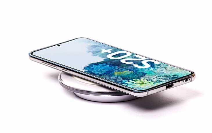 Galaxy S20 Plus Wireless Charging