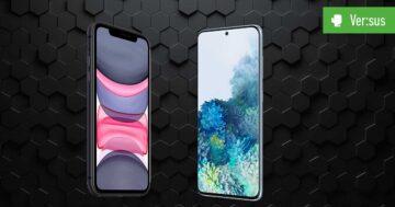 Galaxy S20 vs. iPhone 11: Vergleich der Königsklasse