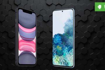 iPhone 11 vs. Galaxy S20: Vergleich