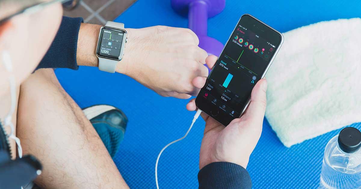 Apple Health Header
