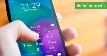 Samsung SIM PIN ändern – So funktioniert's