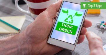 Nachhaltigkeit-App – 3 beste kostenlose Apps für Umweltbewusste