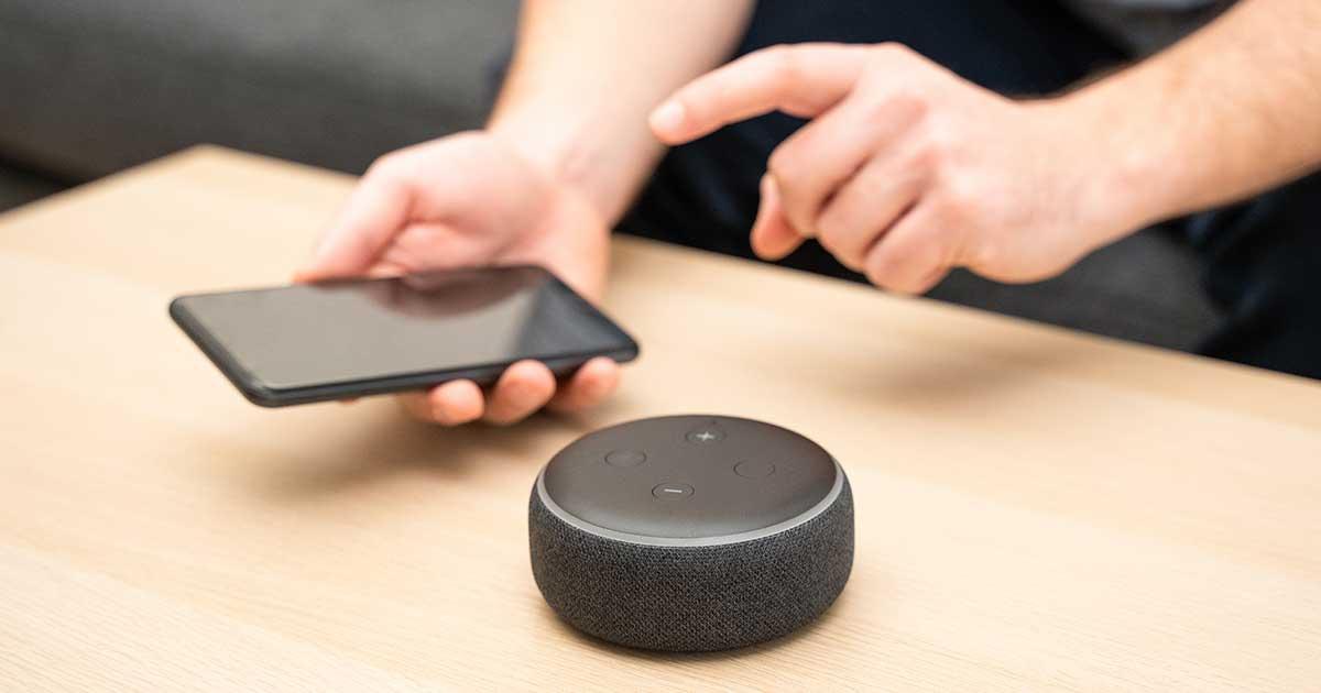 Alexa mit dem Handy verbinden