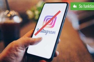 Instagram Profil löschen – So funktioniert's