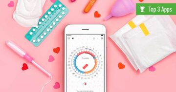 Zyklus-App – Die 3 besten kostenlosen Apps im Test