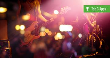Musik-Apps: Die 3 besten Begleiter für Musik-Begeisterte