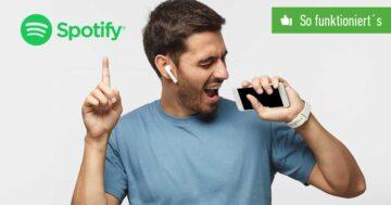 Spotify Lyrics anzeigen: Songtexte einblenden und mitsingen – So funktioniert's