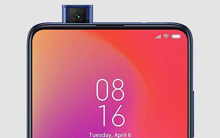 Xiaomi Mi 9T Pro Pop-Up-Kamera