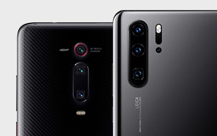 Xiaomi Mi 9T Pro und HUawei P30 Pro Kameravergleich