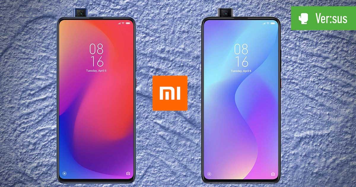 Xiaomi Mi 9T Pro vs. Xiaomi Mi 9T
