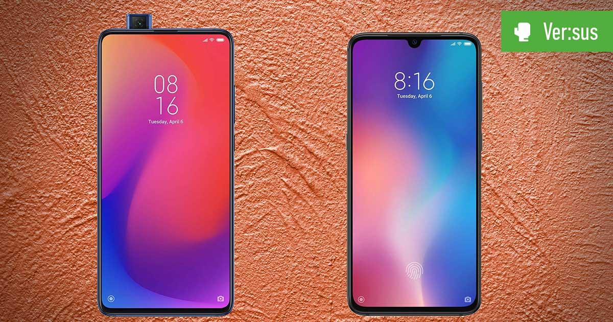 Xiaomi Mi 9T Pro vs. Xiaomi Mi 9