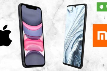 Xiaomi Mi Note 10 vs. iPhone 11