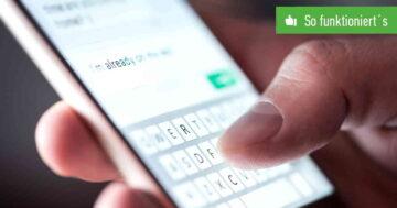 Android: Tastatur ändern – So funktioniert's
