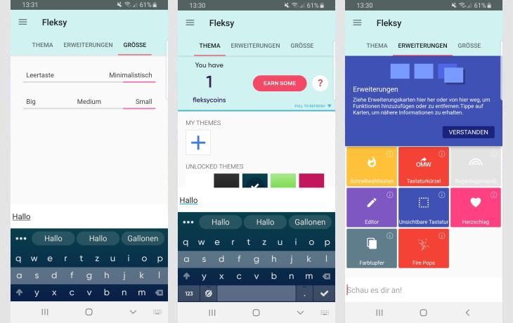 fleksy-tastatur-app