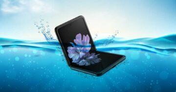 Samsung Galaxy Z Flip: Wie wasserdicht ist das Falt-Handy?