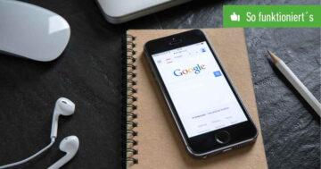 Google-Suchleiste entfernen oder aktivieren – So funktioniert's