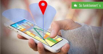 GPS aktivieren oder ausschalten – So funktioniert's bei iPhone und Android