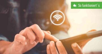 Handy als WLAN-Repeater nutzen – So funktioniert's