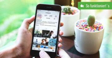 Instagram: Profilbild groß anzeigen – So funktioniert's