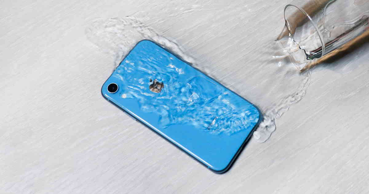 iphone-xr-wasserdicht