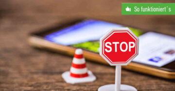Mobile Daten ausschalten – So funktioniert's bei Android und iOS