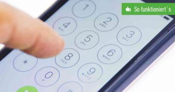 Rufumleitung bei Android und iPhone einrichten – So funktioniert's
