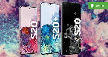 Samsung Galaxy S20, S20+ und S20 Ultra 5G: Unterschiede im Überblick