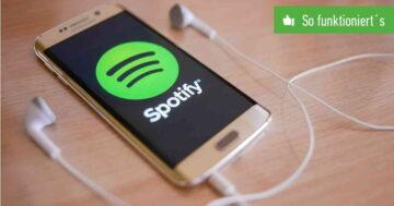Spotify: Shuffle deaktivieren – So funktioniert's