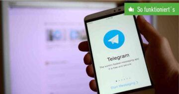 """Telegram: """"Kürzlich gesehen"""" – was heißt das und wie stellt man es ein?"""