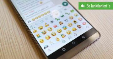 WhatsApp-Nachrichten weiterleiten – So funktioniert's