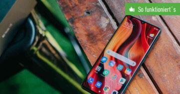 Xiaomi: Screenshot machen – So funktioniert's