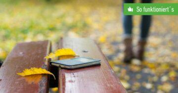 Samsung Find My Mobile – So funktioniert's