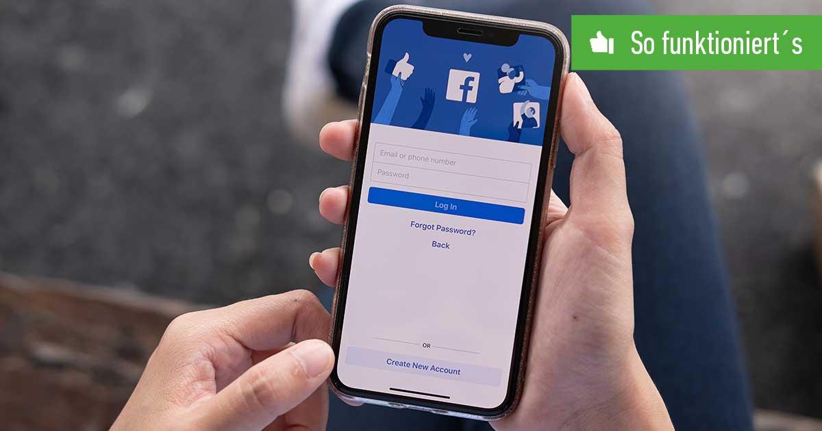 Header FB Namen ändern