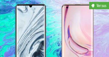 Xiaomi Mi 10 Pro vs. Xiaomi Mi Note 10 Pro – Schwergewichte im Vergleich