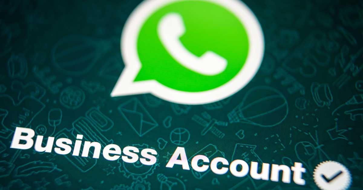 Header WhatsApp Business