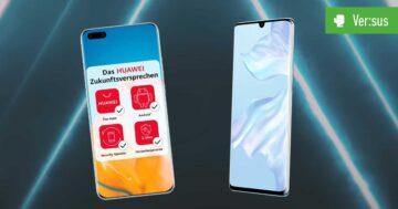 Huawei P40 Pro vs. Huawei P30 Pro: Vergleich der Premium-Handys