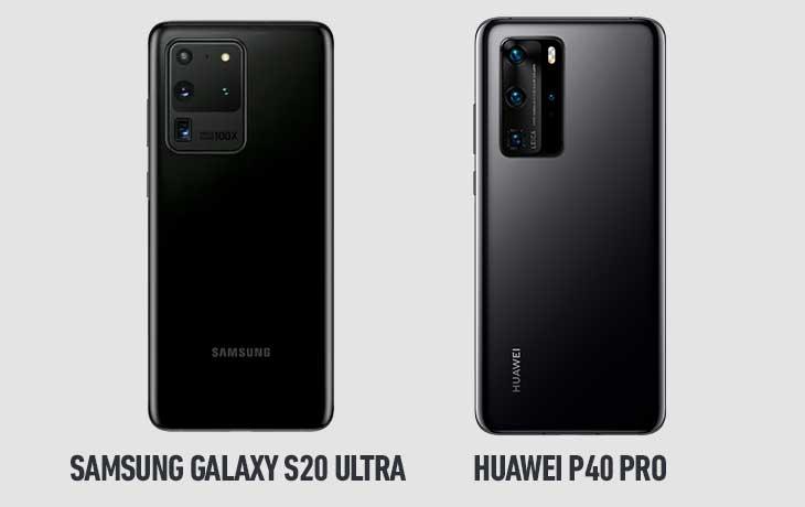Huawei P40 Pro vs. Galaxy S20 Ultra 5G: Leistung