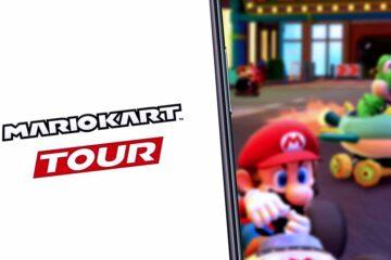 Mario Kart Tour Freunde