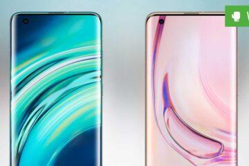 Xiaomi Mi 10 vs. Xiaomi Mi 10 Pro Vergleich
