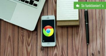 Google Chrome: Dark Mode – So funktioniert's bei Android und iOS