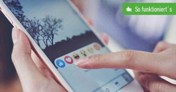 Facebook: Kommentare löschen – So funktioniert's in der App
