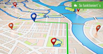 Google Maps: Eigene Karte erstellen – So funktioniert's bei Android
