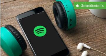 Spotify: Playlist teilen – So funktioniert's per Handy