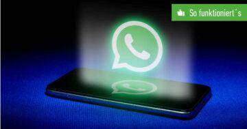 WhatsApp: Daten löschen & Speicher freigeben – So funktioniert's